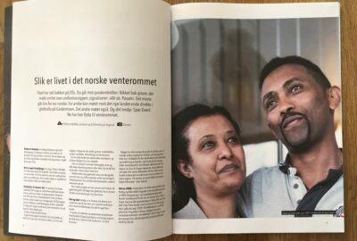 Livet på det norske venterommet
