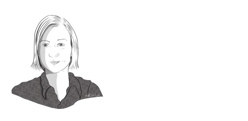 Ida Løvdahl Alvsen. Illustrasjon: Oddrun Midtbø