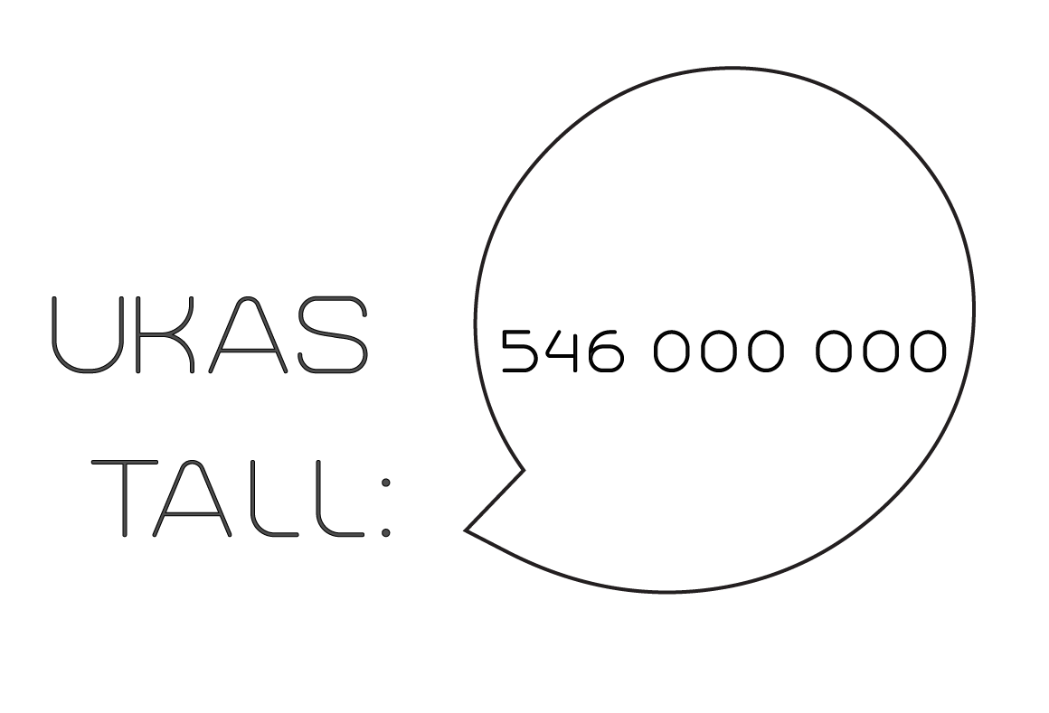 ukas-tall-546-mill
