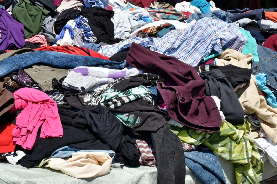 Norge ikke rigget for tekstilsortering