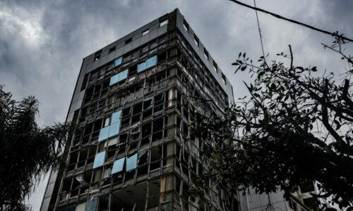 Eksplosjonen i Beirut var så kraftig at den ble registrert som 3,3 på Richters skala. Smellet kunne høres både i Israel og på Kypros. Mange hus ble totalskadet som følge av trykkbølgen som feide over byen sekunder etter eksplosjonen.