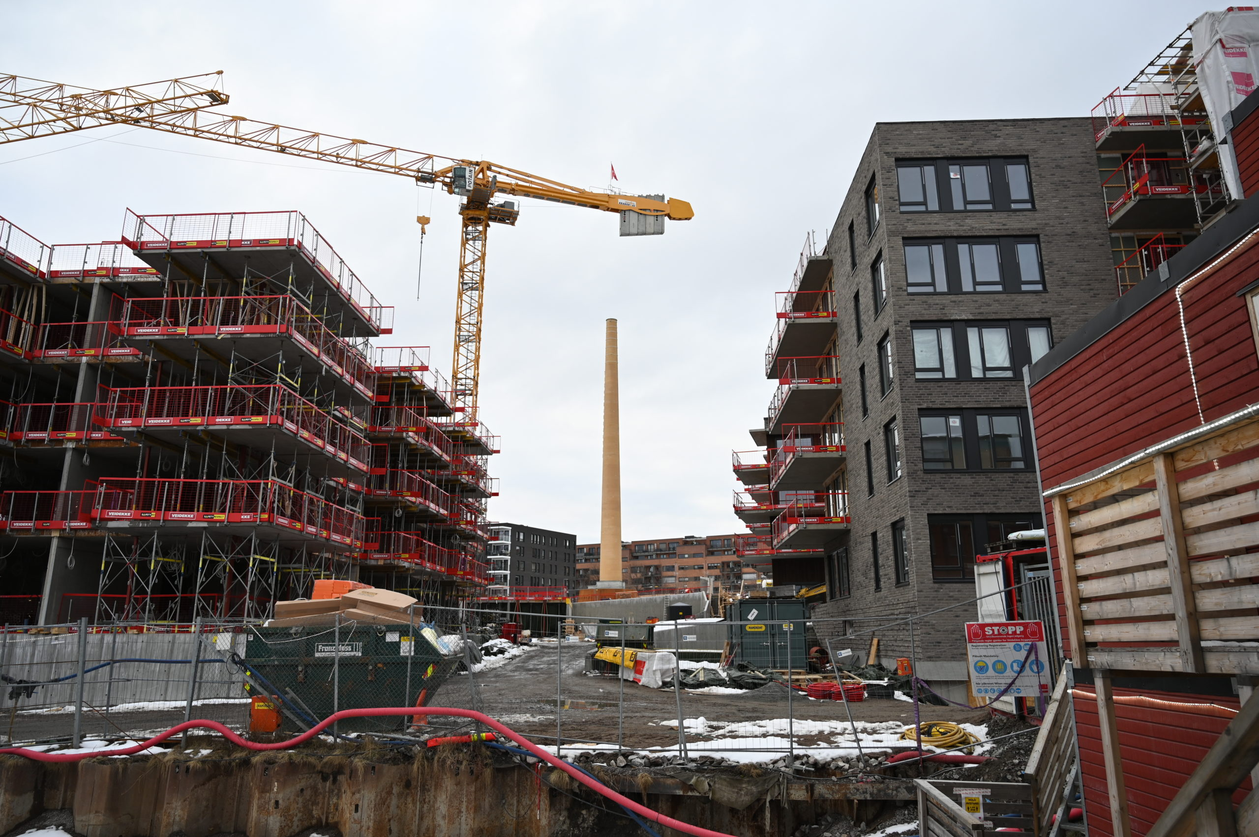 Nye boliger i Oslo